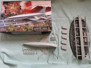 Pegasus Hobbies model kit 9011 When World's Collide The Space Ark started spares