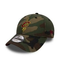 Era Men's NBA Cleveland Cavaliers 9forty Cap Team Camo