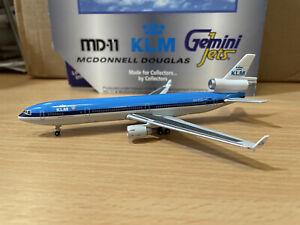 KLM MD-11 1:400 (Reg PH-KCE) GJKLM188 Gemini Jets