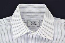 Charles Tyrwhitt Classic Fit Striped Formal Shirts for Men