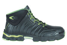 Scarpa antinfortunistica COFRA UPULP LIME S1 P SRC scarpe da lavoro