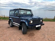 1998 UK Land Rover Defender 50th Anniversary Edition 4.0 V8