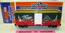 Lionel new 8-87021 Christmas 1999 boxcar 7001