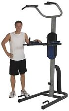 NEW ProGear 275 Tower Fitness Station Extended Capacity Power Chin Pull Up Dip
