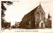 Handsworth, Birmingham. St Francis Church Hunters Road by TC for Bagley's Series