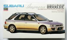 HASEGAWA 1/24 SUBARU Impreza sports wagon WRX CD-15 limited scale model kit