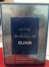 Zermat  EMBLEME Fragrance for Men Fragancia Para Caballero New Sealed Expire9/20
