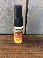 Vintage Backwoods Buck Doe Urine Lure 1 Oz Spray Empty