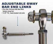 Carli Suspension Dodge Ram Sway Bar End Links 1994-2012