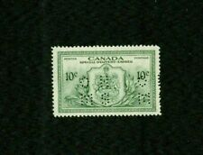 CANADA  1946 – OFFICIAL SPECIAL DELIVERY MISPERF. - VF**