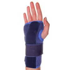 66fit Elite Stabilized Wrist Support Right FREE POST