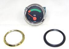 VDO Öldruckanzeige 24V 0-5 bar 52mm  350-472-012-003 chrom schwarz oder gold