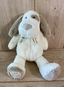"Harrods My First Harrods Puppy Dog 14"" Soft Plush Teddy Toy"