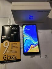 SAMSUNG GALAXY A7 2018 64 GB BLUE - garanzia 3 mesi