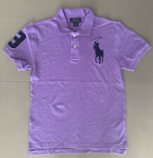 Ralph Lauren Girls Polo With Big Pony Size L (14-16)