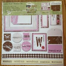 My Mind's Eye Dee's Designs Colorful Moods Kit - Wondrous