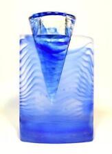Blue Contemporary Original Scandinavian Art Glass