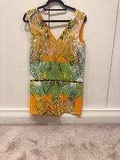 Emilio Pucci Print Jumpsuit Playsuit Dress Size Small