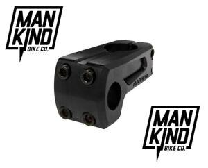 """Mankind Epoch Front Load BMX Stem Black FL 1-1/8"""" BSD Federal Subrosa WTP"""