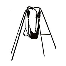 Indoor Swing Stand w/ Toughage J410 Bungee Swing Compatible to All Indoor Swings