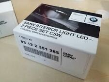 Interior LED Light Package (Genuine BMW) 63122351265 (Pack of 2)