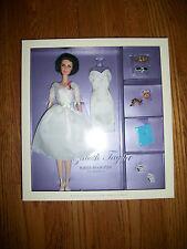 Elizabeth Taylor White Diamonds Silkstone Barbie