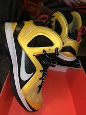 Size 9.5 - Nike LeBron 9 P.S. Elite Taxi 2012