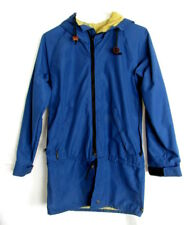 Camp 7  Mens Vintage Hooded Rain Jacket Gore Tex Goretex Zip Up Size XS