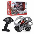 Tumbling R/C Motorcycle Remote Control - Steering Remote, Extreme 360 Wheel