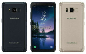 Samsung Galaxy S8 Active G892 64GB GSM Unlocked AT&T T-Mobile 4G LTE Smartphone