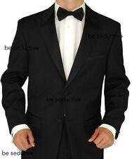 Korntex® FLIEGE schwarz Schleife Hochzeit Silvester Business Smoking verstellbar
