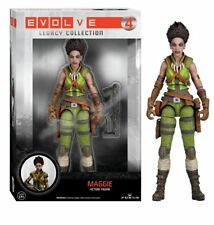 "Evolve Maggie,Legacy Collectible,Action Figure,series,video,game,Evolve 4,6"" inc"
