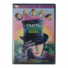 Charlie And The Chocolate Factory Ws Dvd-Disc Onlywith Tracking