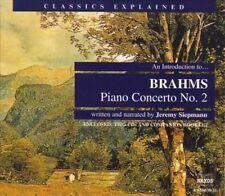 An Introduction to Brahms' Piano Concerto No. 2, New Music