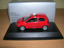 Schuco VW Volkswagen Fox, rot red 1:43