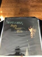 RARE Mint-  Buffy Sainte- Marie Many A Mile Vanguard VRS 9171 -A  LP