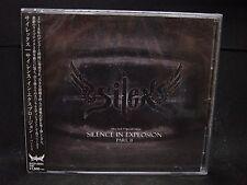 SILEX Silence In Explosion Part II + 2 JAPAN CD Light Bringer Mardelas Mahatma
