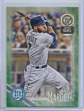 2018 Topps Gypsy Queen Manny Margot Green Retail Parallel Card