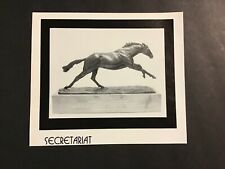 SECRETARIAT  photo  Horse Racing SCULPTURE