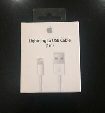 USB Lightening Sync Charger Lead Data Cable For Apple Iphone 7 6 6s Plus 5 Ipad