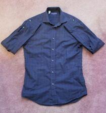 Ralph Lauren Purple Label Long Sleeve Button Front Dress Shirt Size 15 1/2 ITALY