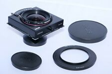 Rodenstock Apo Sinaron 55mm f/4.5 Digital Cmv lens. Sinar f3, Sinar p3 Df camera