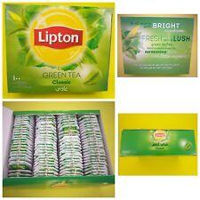 LIPTON PURE GREEN TEA 100 BAGS - Ship From USA
