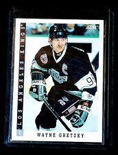 Wayne Gretzky Los Angeles Kings: 1993 Score Hockey Trading Card