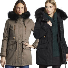 Khujo Freja Jacket Damen-Jacke Winterjacke Mantel Winter-Parka Coat Steppjacke