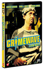 Crimewave (1985) / Crime wave / Sam Raimi / DVD SEALED