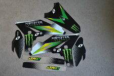 ONE INDUSTRIES   MONSTER  GRAPHICS YAMAHA YZ250F  YZF250  2010 2011 2012 2013