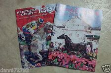 2013  Kentucky Derby/Oaks 139 PROGRAM SET + RESULT TICKET  MINT FROM CASE