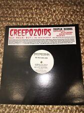 "Creepozoids 12"" LP Feat Masai Bey Of The Weathermen  2002"