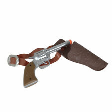 Cowboy Holster Toy Gun With Belt Fancy Dress Costume Prop